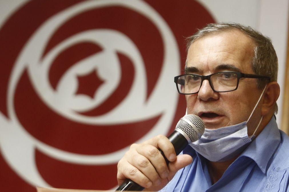 Partido colombiano FARC passa a chamar-se Comunes para romper com passado violento