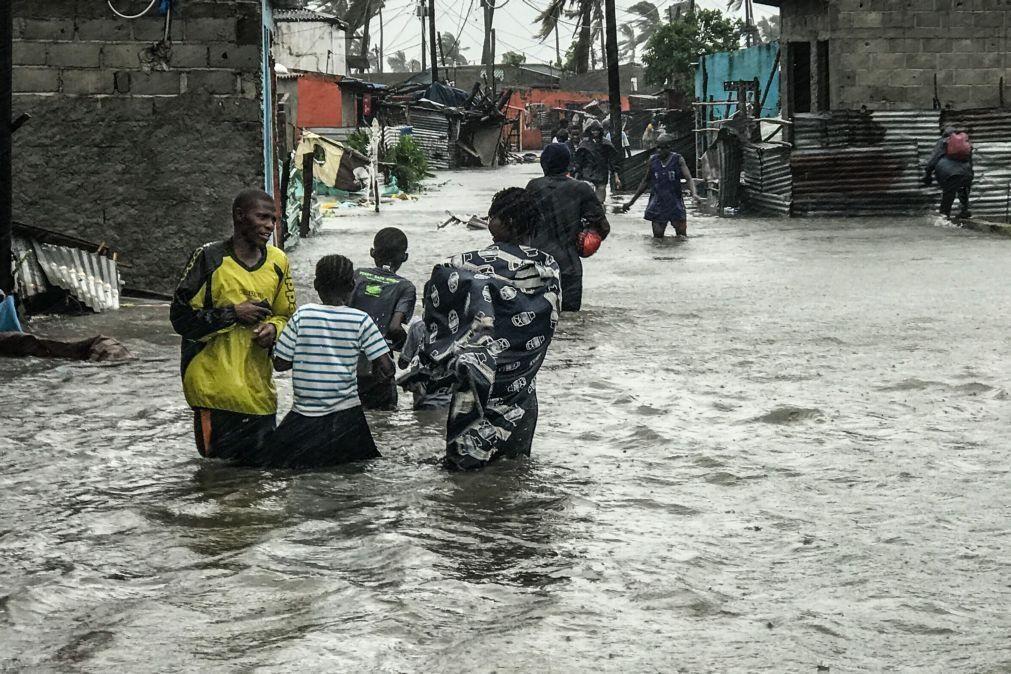 Sobe para seis número de mortes pelo ciclone Eloise em Moçambique