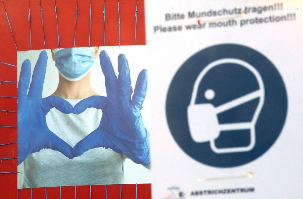 Covid-19: Alemanha regista 217 mortes e 6.729 contágios em 24 horas