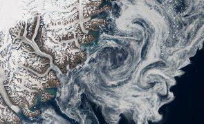 Planeta Terra perdeu 28 triliões de toneladas de gelo nas últimas décadas