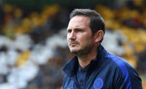 Chelsea despede treinador Frank Lampard devido aos maus resultados