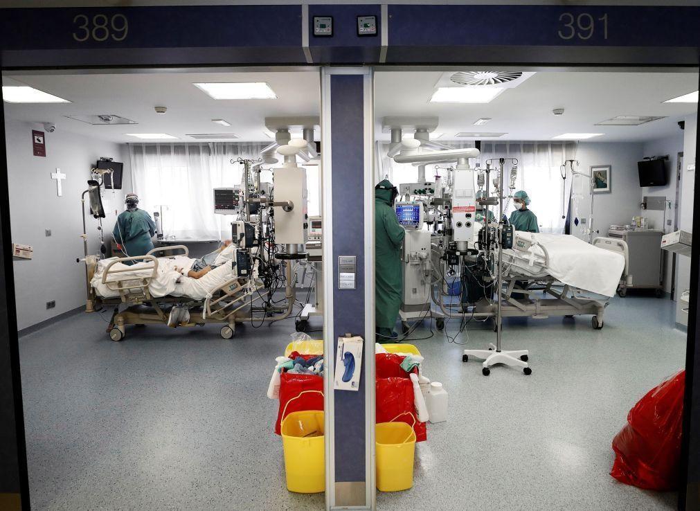 Covid-19: Pandemia já matou quase 2,13 milhões de pessoas no mundo