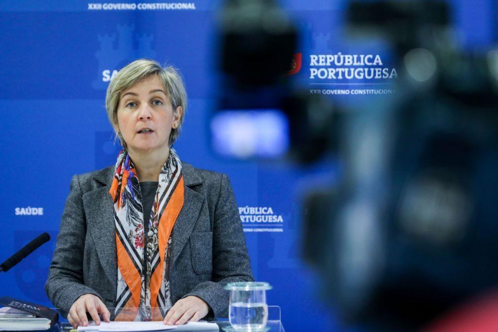 Covid-19: Portugal recebeu mais 99.450 doses de vacina