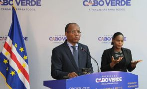 Presidenciais: PM de Cabo Verde saúda reeleição de