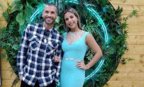 Big Brother. Joana e Bruno Savate beijam-se e as câmaras apanham tudo