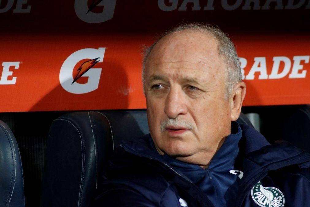 Antigo selecionador de Portugal Luiz Felipe Scolari abandona Cruzeiro