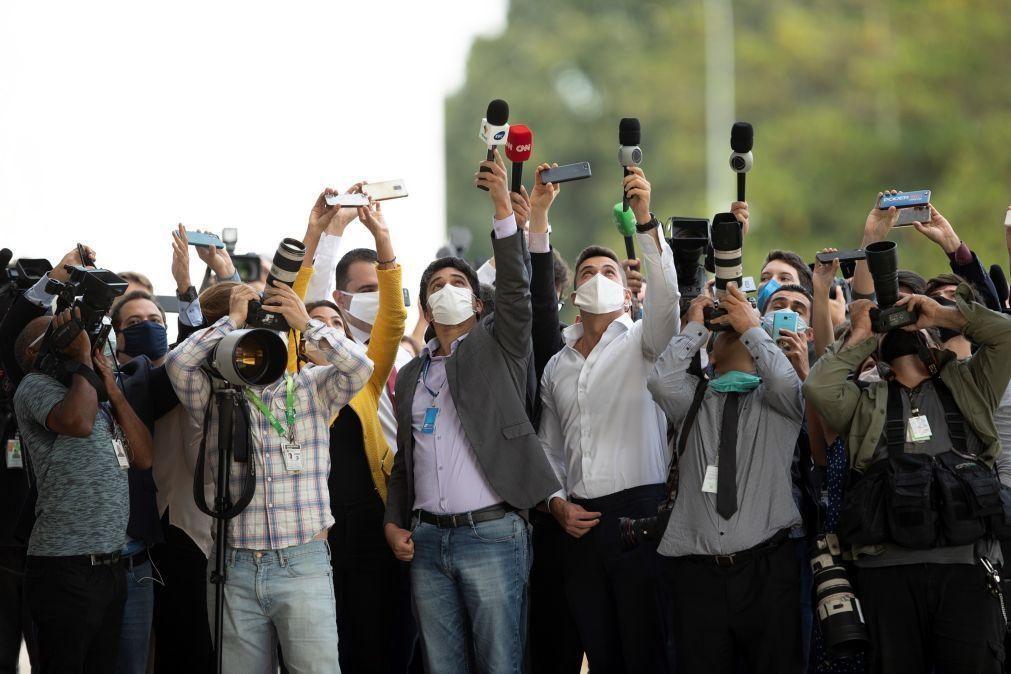 RSF aponta que 2020 foi desastroso para a liberdade de imprensa no Brasil