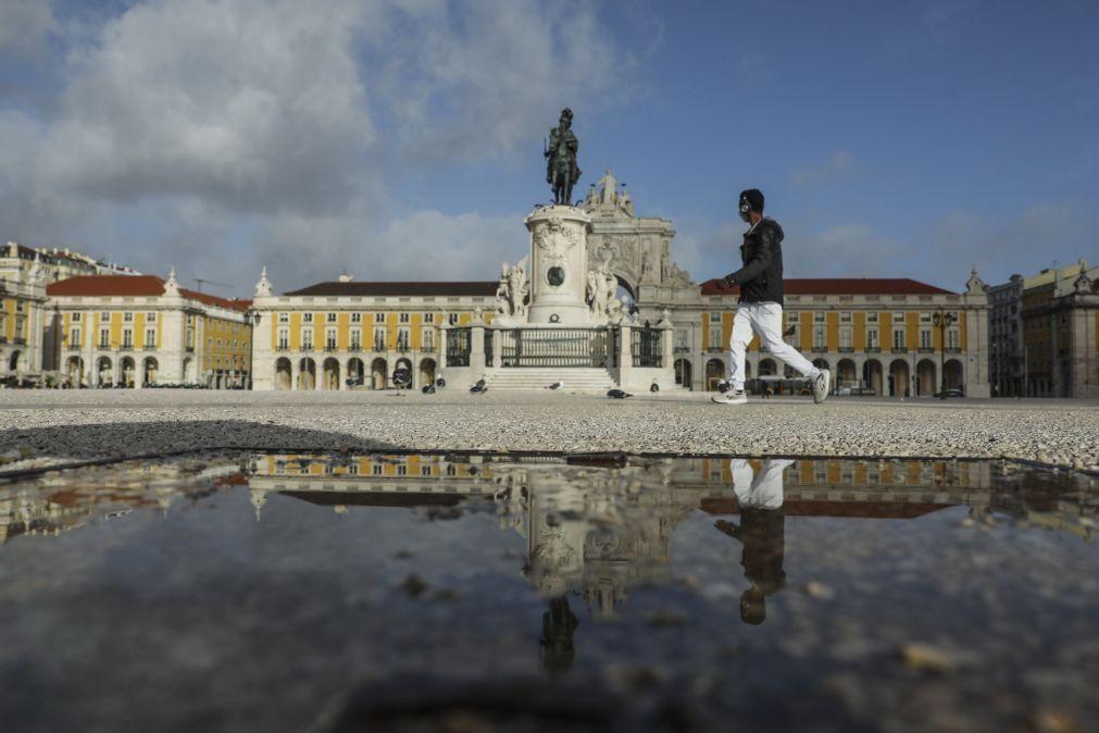 Covid-19: Quase 70% dos concelhos portugueses em risco extremo