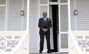 Presidenciais: PR são-tomense manifesta