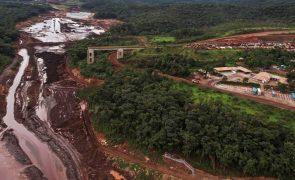 Brasil detetou 156 barragens