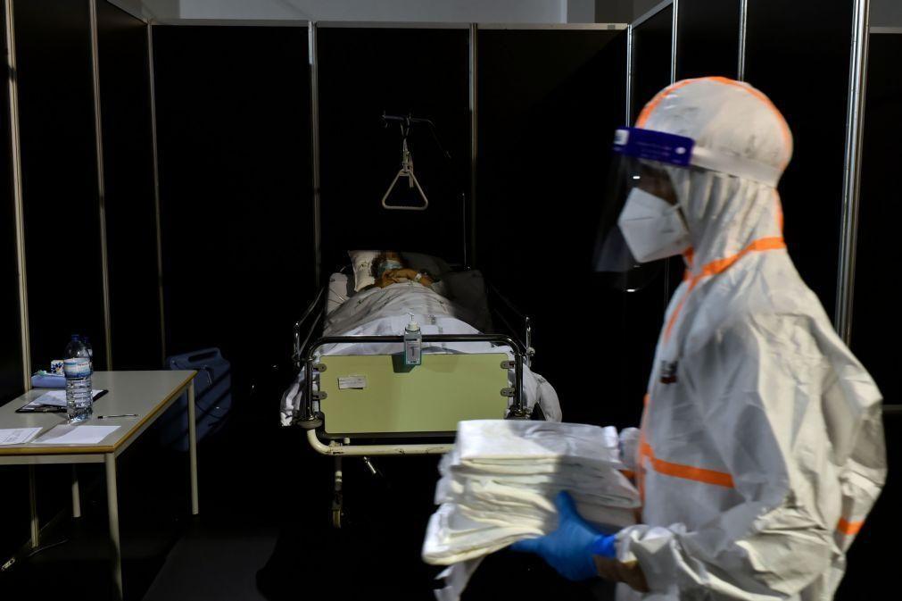 Portugal continua a ser o país com mais novos casos de covid e novas mortes nos últimos 7 dias
