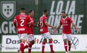 Golo de japonês Morita permite vitória do Santa Clara em Vila do Conde