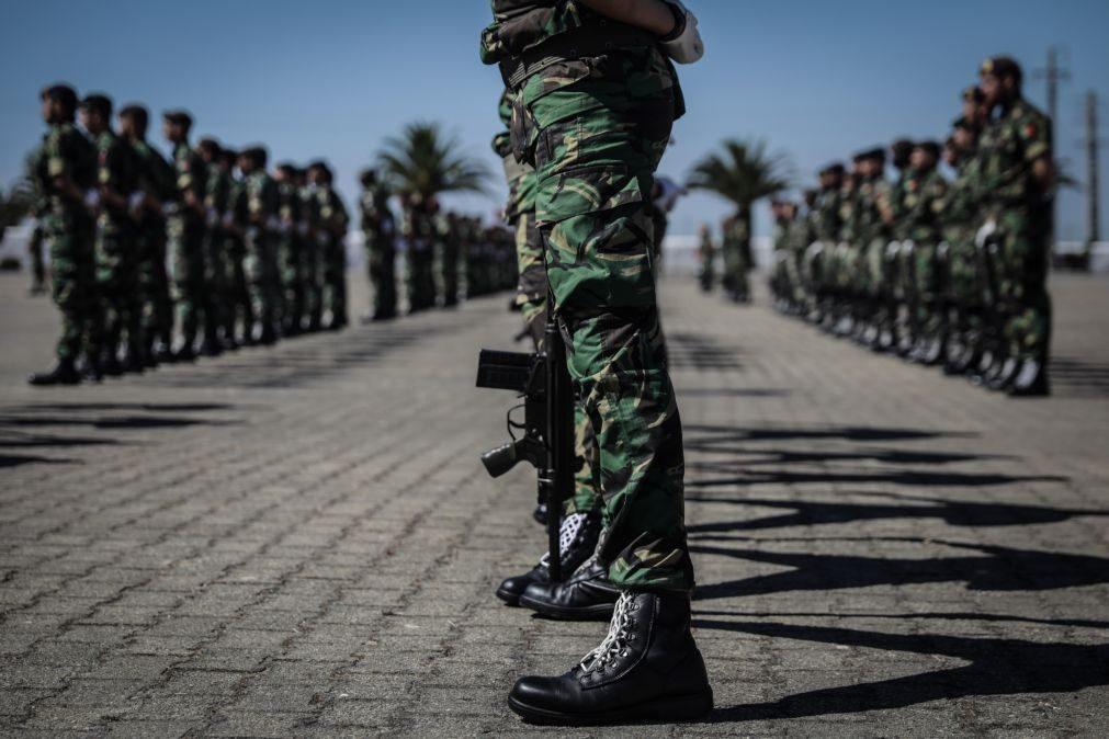139 militares portugueses regressaram hoje do Afeganistão