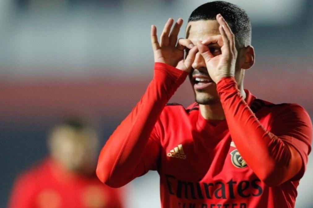 Benfica empata 1-1 na Luz com o Nacional e fica a ver FC Porto e Sporting pelo canudo [vídeos]