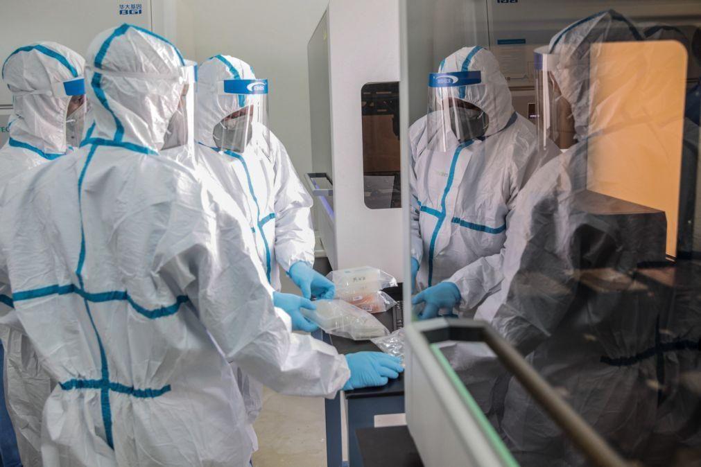 Covid-19: Angola anuncia mais 77 casos e 17 passageiros em 7.248 testaram positivo