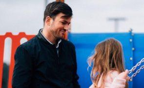 David Carreira volta a sorrir após viver drama familiar