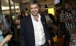 Carlos Daniel falha noite eleitoral da RTP por causa da morte do pai