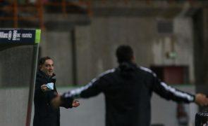 Rúben Amorim e Carlos Carvalhal multados por expulsões na final da Taça da Liga