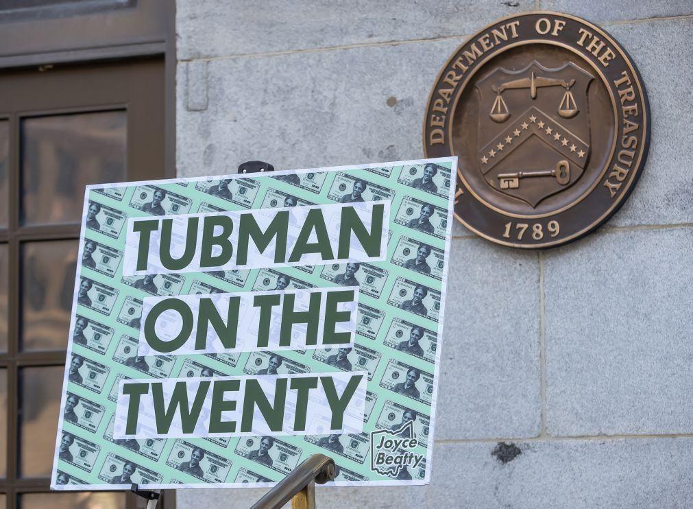 Abolicionista negra Harriet Tubman vai figurar nas notas de 20 dólares dos EUA