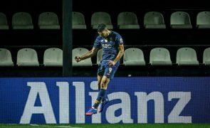 Golo de iraniano Taremi garante os três pontos do FC Porto em Faro