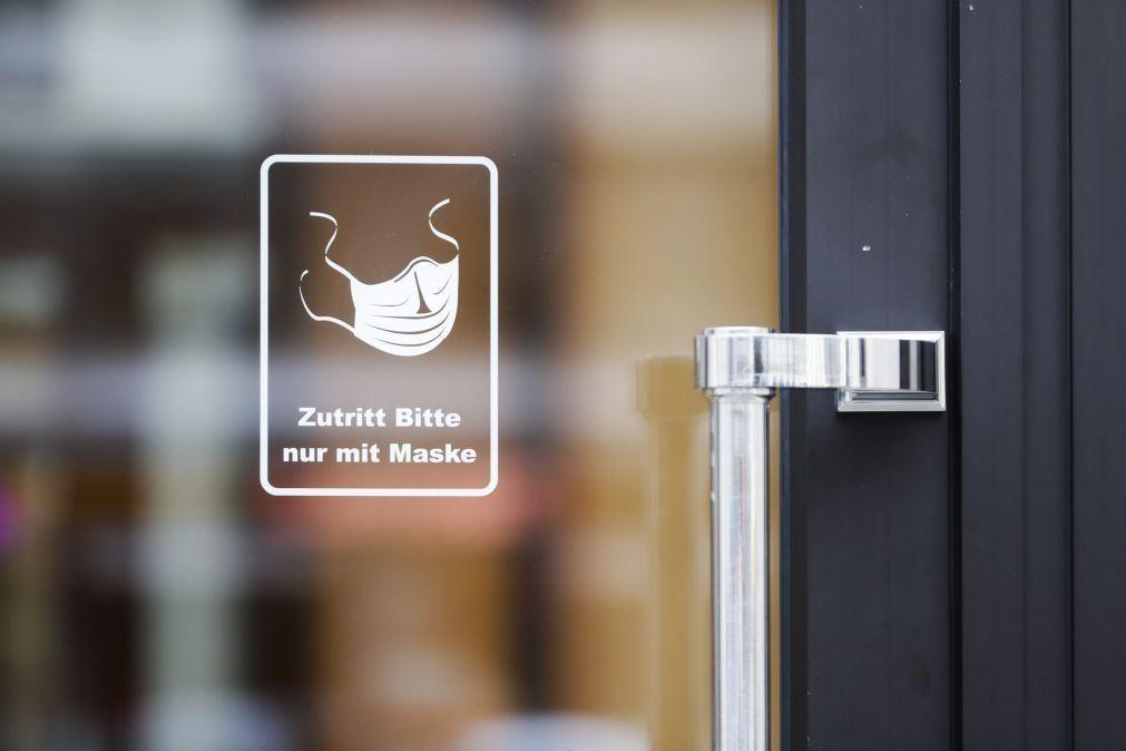 Covid-19: Alemanha regista 903 mortos e 6.408 novos casos nas últimas 24 horas