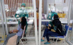 Covid-19: Número de infetados na Indonésia ultrapassa um milhão