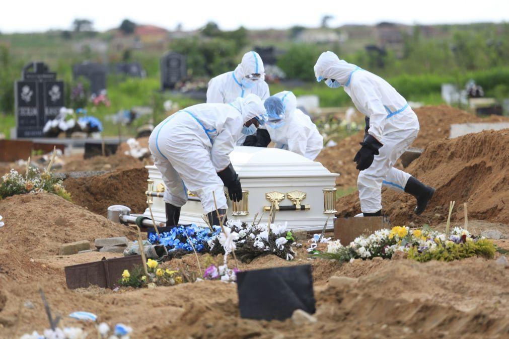 Covid-19: África com mais 605 mortes e 17.195 infetados nas últimas 24 horas