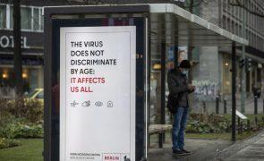 Covid-19: Mais de 99 milhões de infetados em todo o mundo