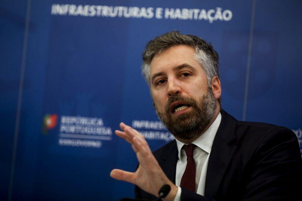 UE/Presidência: Governo prevê alta velocidade Lisboa-Madrid até 2023