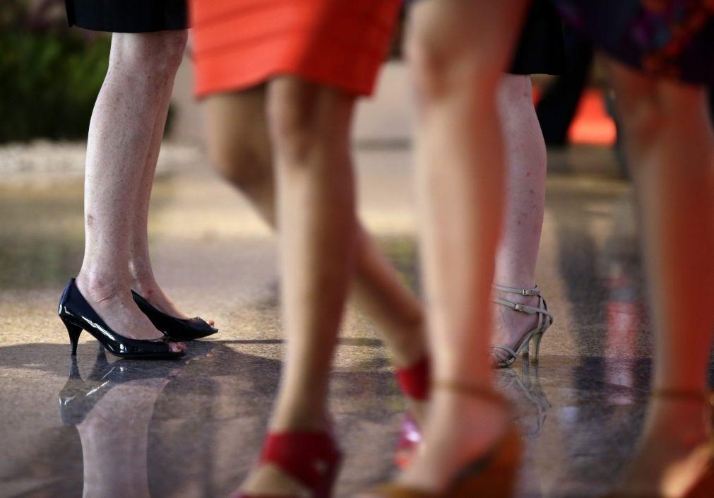 Portugal em 13º. lugar no 'ranking' de cotadas europeias com mulheres no topo da gestão