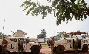 RCA: Mais de 84 mil refugiados e 100 mil deslocados internos após violência nas eleições