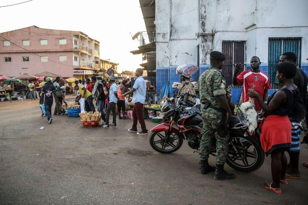 Covid-19: Guiné-Bissau regista mais nove casos e aumenta total para 2.542