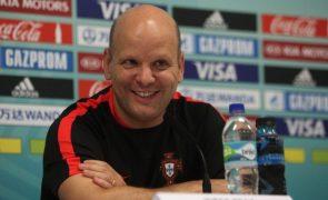 Jorge Braz eleito melhor selecionador do mundo de futsal