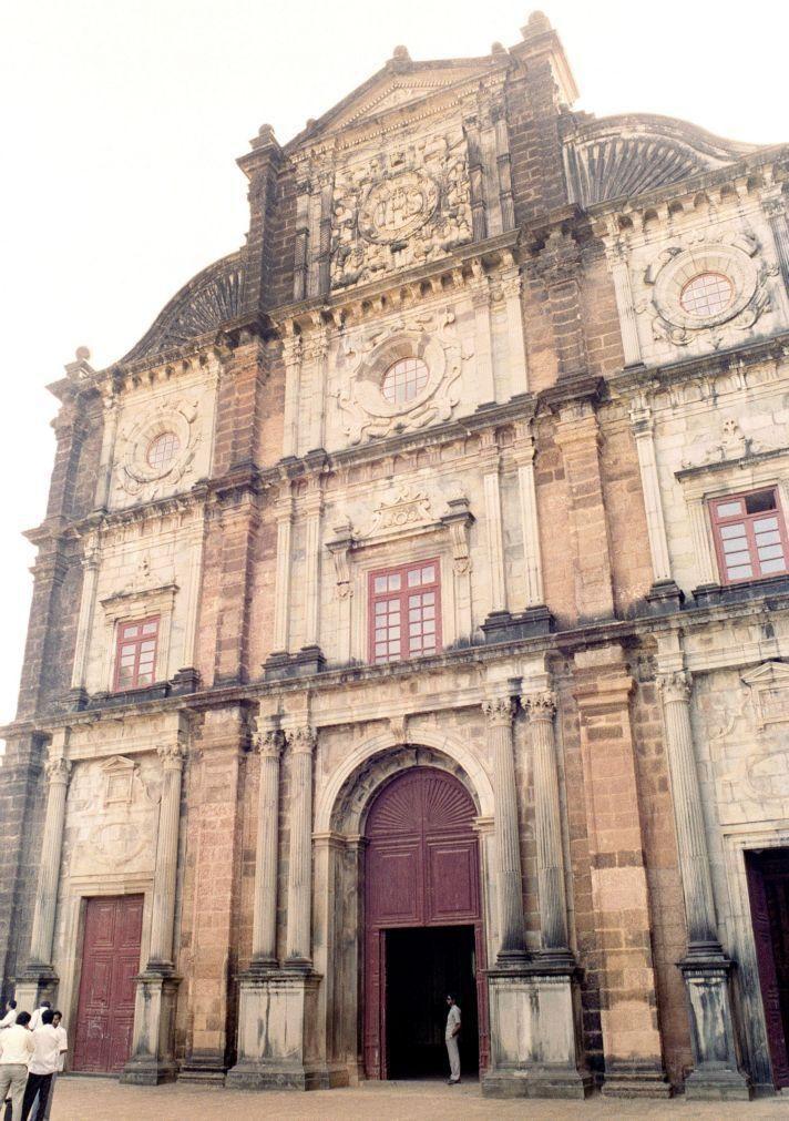 Reitor da Basílica do Bom Jesus em Goa teme que monumento colapse por falta de obras