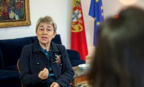Presidenciais: Secretária de Estado das Comunidades admite alternativas a voto presencial