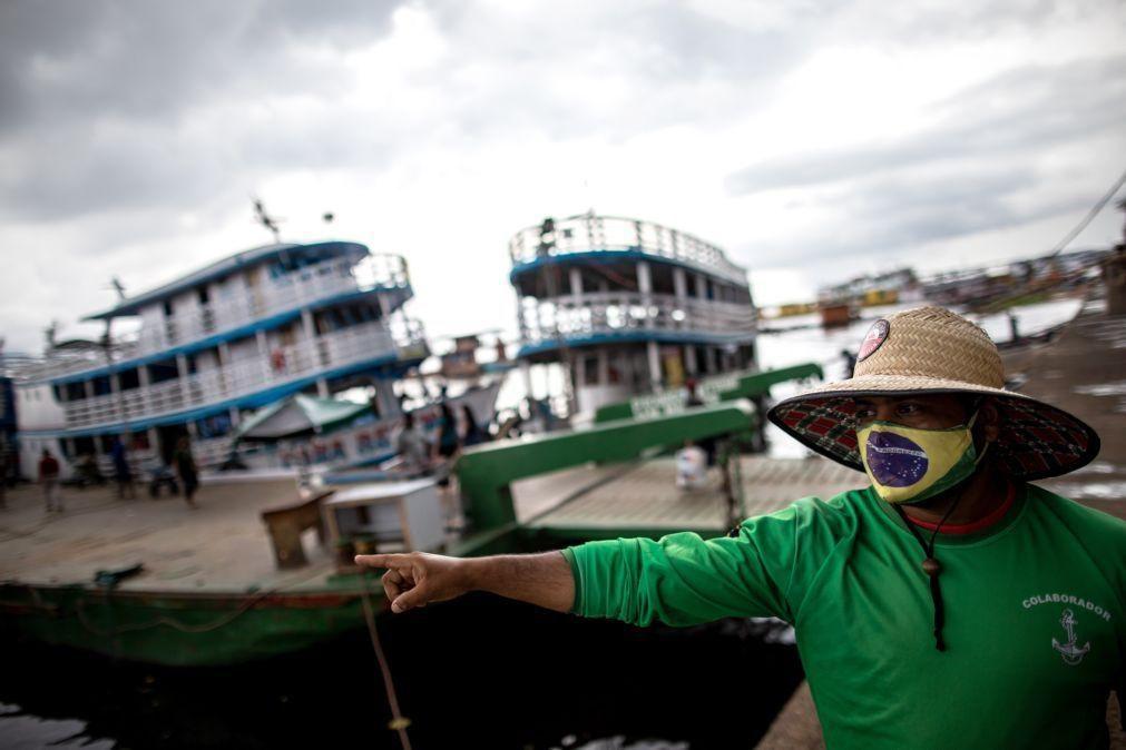 Covid-19: Indígenas da Amazónia denunciam tratamento desigual face a vacina