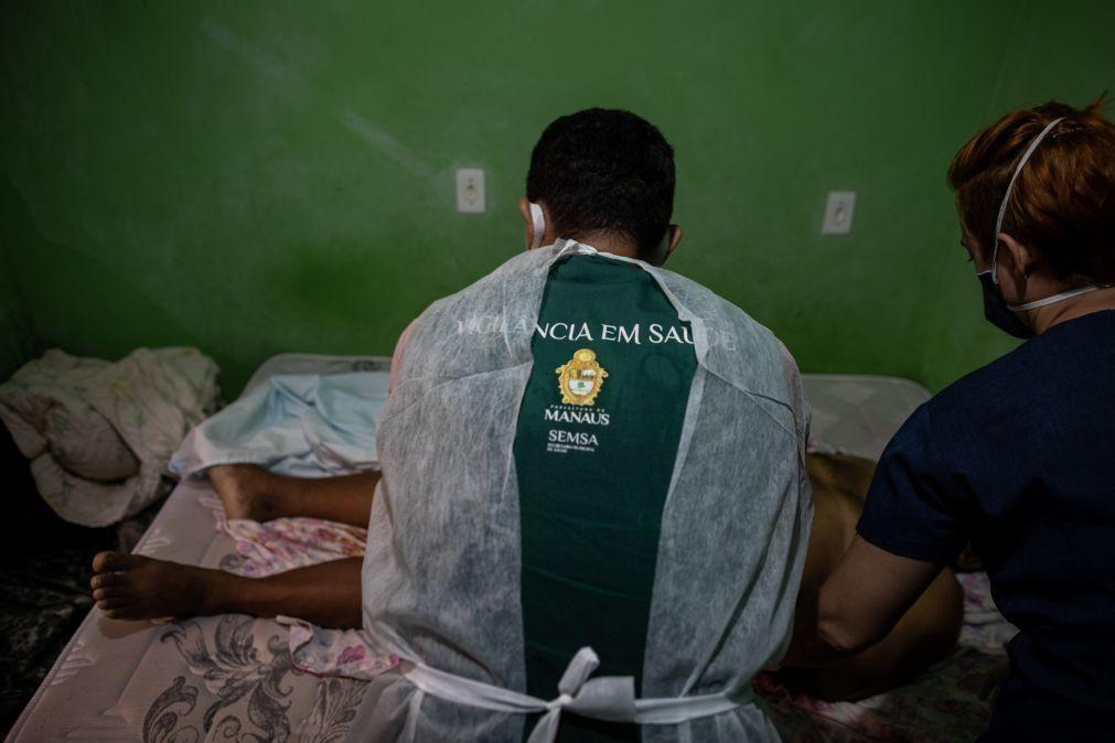 Covid-19: Ex-ministros do Brasil pedem a países europeus que ajudem a Amazónia