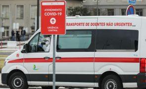 Covid-19: Administrações de sete hospitais de Lisboa criticam distribuição de doentes