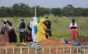 Covid-19: África com mais 1.015 mortos e 18.612 infetados nas últimas 24 horas