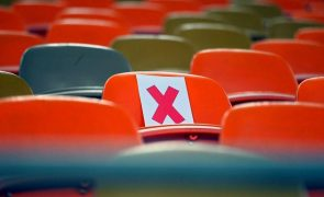 Covid-19: Clubes desportivos de base são os mais afetados, indica estudo