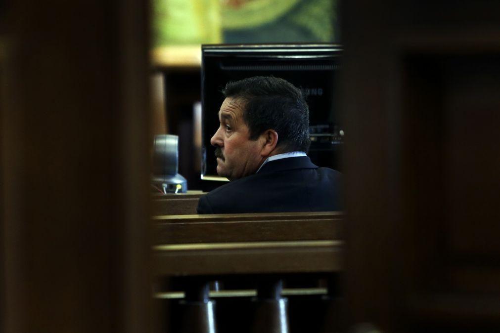 Manuel Godinho condenado a mais dois anos de prisão suspensa por fraude fiscal