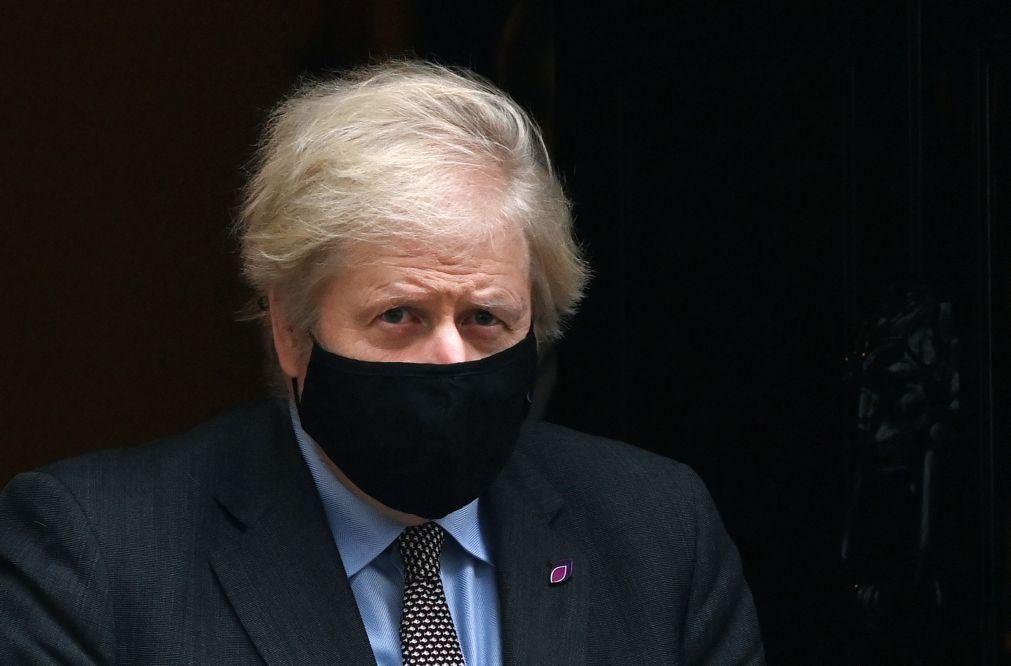 Boris Johnson diz que