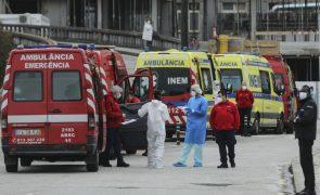 Ordem dos Médicos alerta para que hospitais da região de Lisboa estão a chegar ao final da linha
