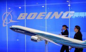 Boeing teve prejuízos de 9.835 ME em 2020