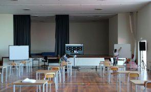 Decreto para o próximo estado de emergência vai prever possibilidade de ensino à distância