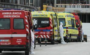 Covid-19: Hospitais de Lisboa não estavam preparados para responder ao excesso de doentes