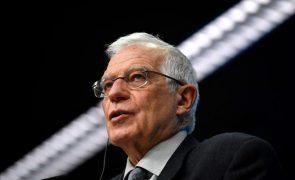 Josep Borrell pede que Brasil