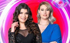 Big Brother. Sofia Sousa e Bernardina Brito entraram na casa e atiraram