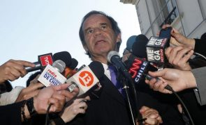 Chile e Argentina vão trabalhar juntos numa saída política para a Venezuela