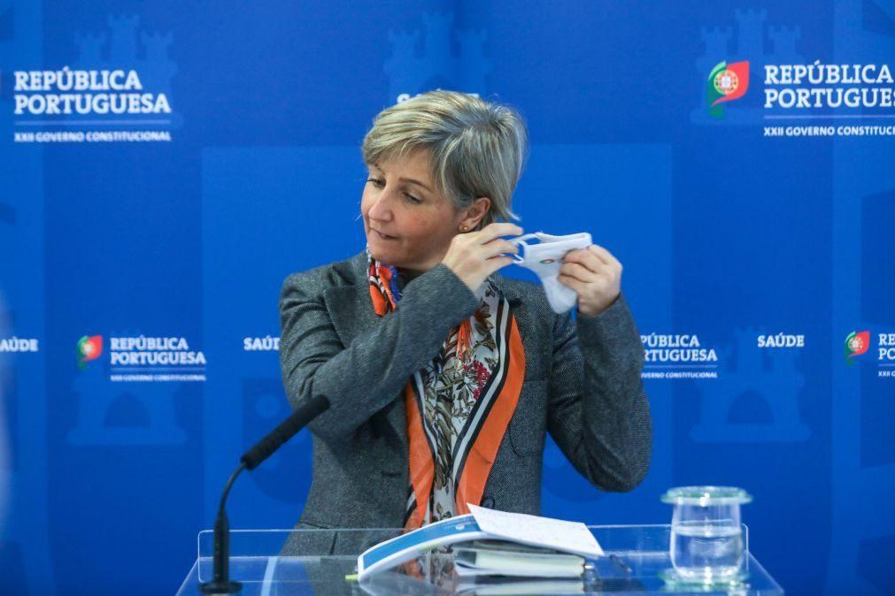 Ministra pediu aos hospitais de Lisboa que abram já todas as camas possíveis